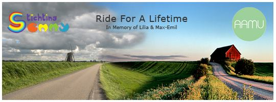 ride for a lifetime